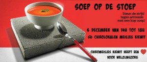 soep op de stoep